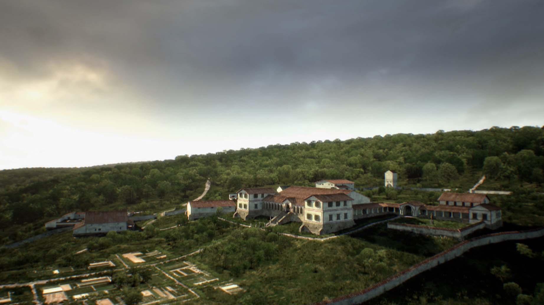 sendung was ist eine villa rustica planet schule schulfernsehen multimedial des swr und. Black Bedroom Furniture Sets. Home Design Ideas