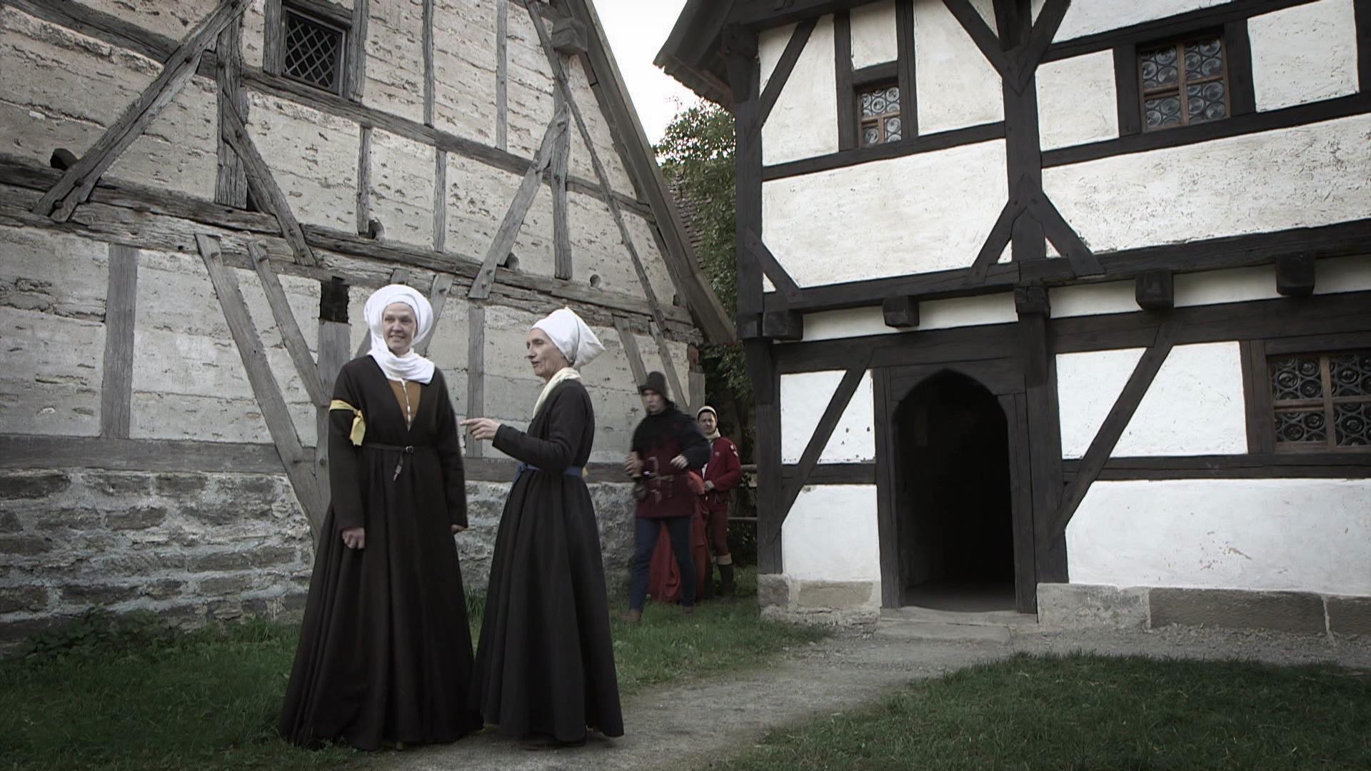 sendung: was trugen frauen im mittelalter? – planet schule