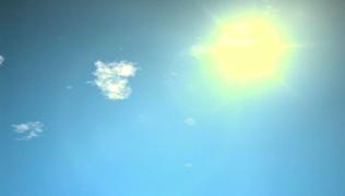 Himmel Blau Warum