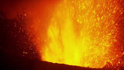Frage trifft Antwort :: Video: Wie entsteht ein Vulkan?