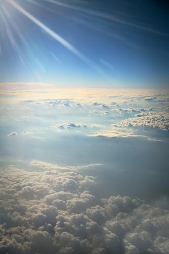 Die Schichten der Atmosphäre