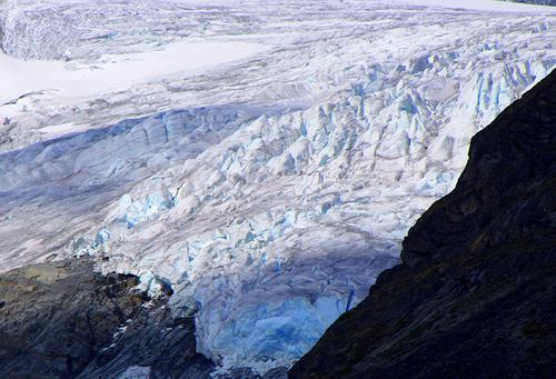 Eiszeit Erde