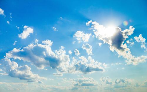Woraus bestehen wolken