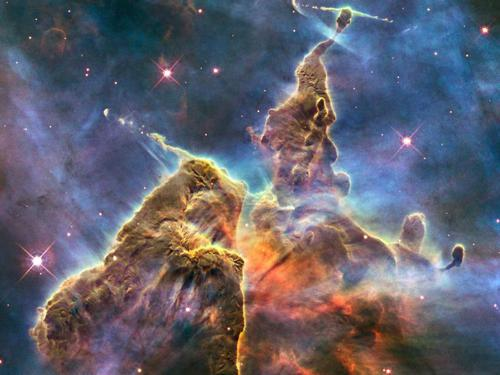 Sternentstehungsgebiet Clarinanebel