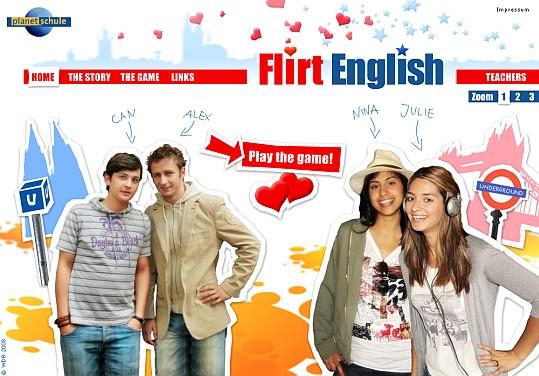 Flirten üben online