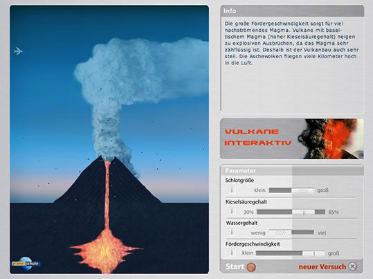 Planet Schule Vulkane