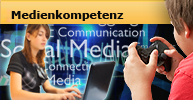 Medienkompetenz in  Planet Schule
