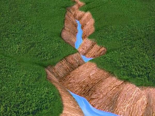 Architekt Wasser | Sendungen | Inhalt | Die Erde - unser Planet ...