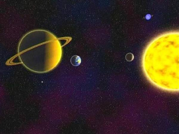 Von der Sonne verwöhnt   Sendungen   Inhalt   Die Erde - unser ...