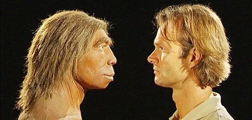 Neandertaler Homo Sapiens