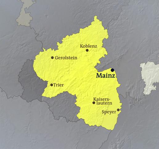 Pfalz Geschichte