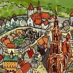 Lernsoftware ONLINE | Inhalt | Die Stadt im späten ...  Lernsoftware ON...