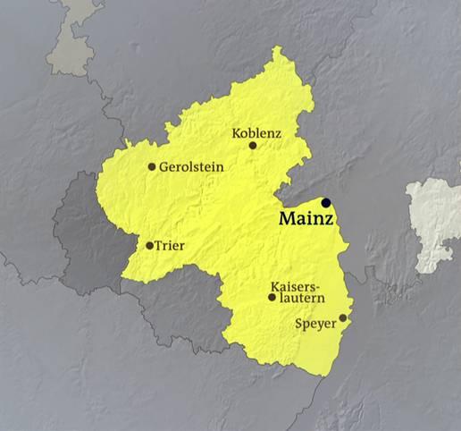 Geschichte Der Pfalz