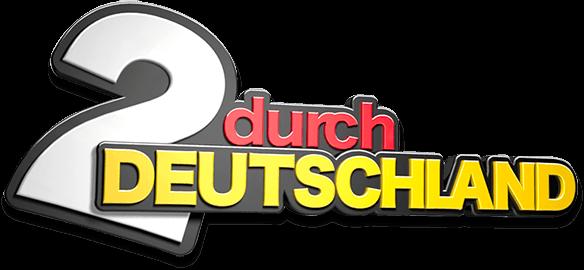2 durch deutschland